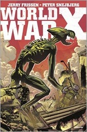World War X #1 Cover A - Di Meo