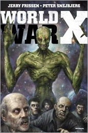 World War X #1 Cover C - Percival