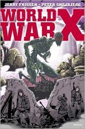 World War X #1 Cover D - Millar