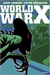 World War X #1 Cover E - Snejbjerg