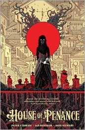 House of Penance TPB Cover