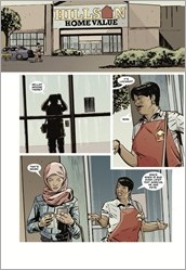 Briggs Land #6 Preview 1