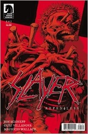 Slayer: Repentless #1 Cover - Powell