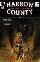 Harrow County #20 Cover