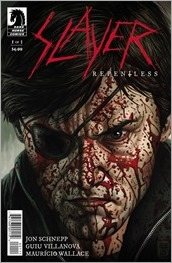 Slayer: Repentless #1 Cover - Fabry