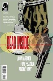Dead Inside #2 Cover