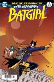 Batgirl #7 Cover