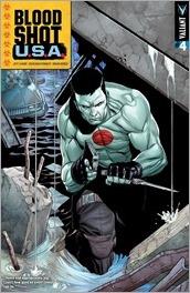 Bloodshot U.S.A. #4 Cover B - Henry