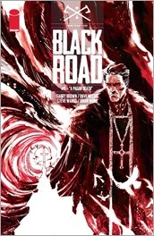 Black Road #6 Cover