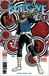 Bullseye #1 Cover - Johnson