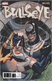 Bullseye #1 Cover - Stevens Variant