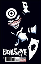 Bullseye #1 Cover - Young Variant