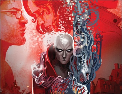 Deadman: Dark Mansion of Forbidden Love #3