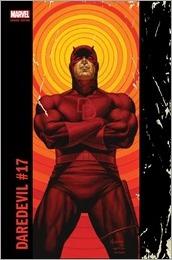 Daredevil #17 Cover - Jusko Corner Box Variant