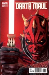 Star Wars: Darth Maul #1 Cover - Animation Variant