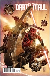 Star Wars: Darth Maul #1 Cover - Brooks Variant