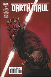 Star Wars: Darth Maul #1 Cover