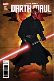 Star Wars: Darth Maul #1 Cover - Movie Variant