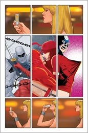 Elektra #1 First Look Preview 1