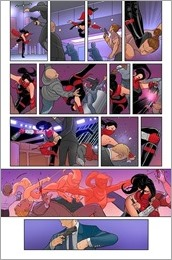 Elektra #1 First Look Preview 4