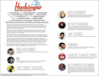 Harbinger Renegade #3 Preview 1