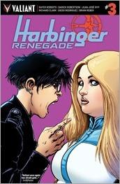 Harbinger Renegade #3 Cover A - Robertson