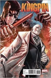 Kingpin #1 Cover - Checchetto Connecting Variant