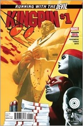 Kingpin #1 Cover - Dekal