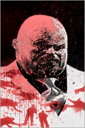 Kingpin #1 Cover - Sienkiewicz Variant
