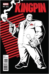 Kingpin #1 Cover - Torres Variant