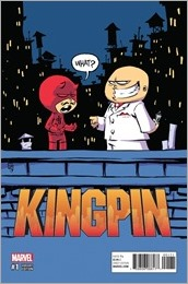 Kingpin #1 Cover - Young Variant