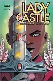 Ladycastle #1 Cover B - Charretier