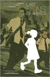 Last Sons of America TPB Cover