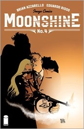 Moonshine #4 Cover