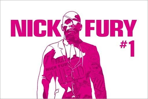Nick Fury #1