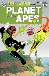 Planet of the Apes/Green Lantern #1 Cover C - Classic Variant