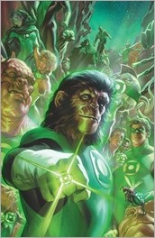 Planet of the Apes/Green Lantern #1 Cover D - Spectrum
