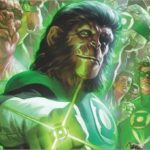 Preview: Planet of the Apes/Green Lantern #1 by Thompson, Jordan, & Bagenda