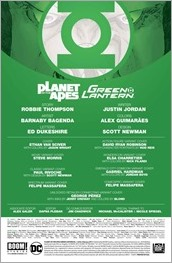 Planet of the Apes/Green Lantern #1 Preview 1