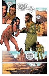 Planet of the Apes/Green Lantern #1 Preview 6