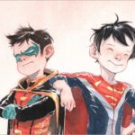 First Look: Super Sons #1 by Tomasi & Jimenez (DC)