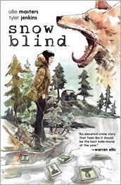 Snow Blind TPB Cover