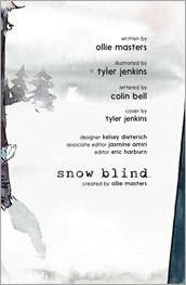 Snow Blind TPB Preview 1