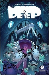 The Deep #1 Cover Variant