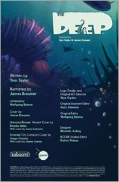 The Deep #1 Preview 1