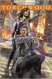 Torchwood #2.1 Cover B - Brooks