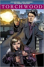 Torchwood #2.1 Cover D - Johnson