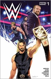 WWE #1 Cover A