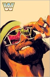 WWE #1 Cover D - Forever