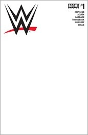 WWE #1 Cover F - Blank Sketch